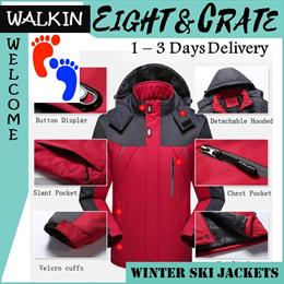 ❄️⛄️ 🇸🇬 Walk-in welcome ❄️⛄️ 🇸🇬 Winter Jacket winter  Sport / Ski thickening outdoor