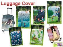 Luggage Cover / Luggage Protector / Luggage Sleeve