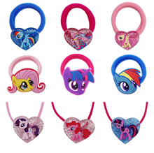 ☆20 Designs☆ My Little Pony Rubber Band Rope Perfect For Baby Kids Girls Children