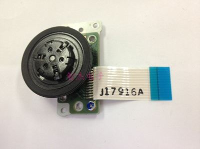 New PS2 thick machine 770 thousand bald motor / spindle CD-ROM motor PS2  77000 series large motor
