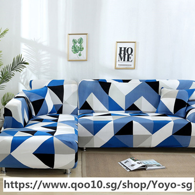 Modern Sofa Cover for Sectional L Shaped Sofa Couch Covers Cases for Living  Room Elastic Stretch Sof