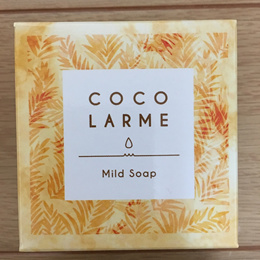 Japan Cocolarme VCO (Virgin Coconut Oil) Mild Soap VCO椰油精粹嫩白洗顏皂 85g★Direct from Japan★