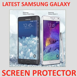 🎄 Cheapest Screen Protector Samsung Galaxy A3 A5 A7 2015 2016 2017 J3 J5 J7 Prime Note 3 4 5 S6 S7