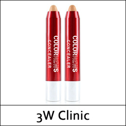 [3W Clinic] ⓑ Color News Concealer 4g / Stick Concealer