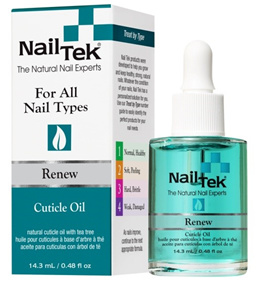 Nail Tek Renew 0.5 fl oz - Cuticle Oil