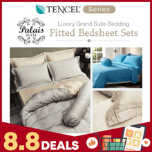 Palais Suite Tencel Fitted Bedsheet Set