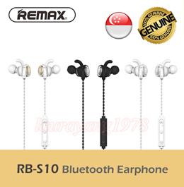 Remax RB-S10 Bluetooth Wireless Smart Music Headset Earphone Apple Andriod IOS