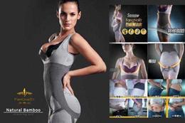 BEST BUY || NATURAL Bamboo Slimming Suit || Perfect Body || Korset whole Body (GENERASI-I)