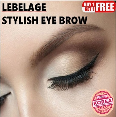 Buy 1 Get 1 Free [LEBELAGE] Stylish Young EYEBROW 0.4g x 5 COLORS *** NEW COSMETIC PRODUCT! HIGH QUALITY AND BEST SELLER IN KOREA ***