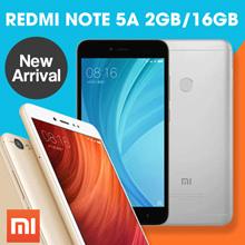 Xiaomi Redmi Note 5A 2GB/16GB - Garansi Distributor