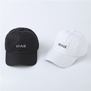 73292e94ccd Quick View Window OpenWish. rate new. sale 100% Cotton Embroidery SAVAGE Hats  2017 ...