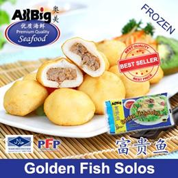 [All Big]Golden Fish Solos(200G)(8Pcs)(Frozen)(Halal)