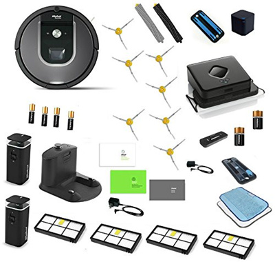 Electrolux Pure I9 Vs Roomba 960