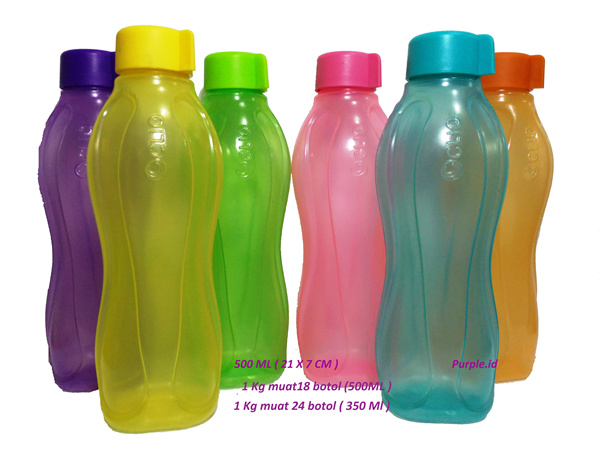 [6PCS] Promo / Souvernir/Ultah/Botol minum candy colour grosiran/PP5/Candy colour 350ML / 500ML Deals for only Rp29.000 instead of Rp29.000