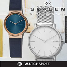 *APPLY 25% OFF COUPON* Skagen Watches for Ladies and Men! FREE Shipping and Warranty!