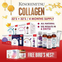 [4MTH SUPPLY] 💎BEST SELLING COLLAGEN💎| Diamond/Diamond Nite/Prowhite/Collagen Men 32sx2