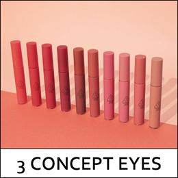[3 CONCEPT EYES] 3CE ⓑ Velvet Lip Tint 4g