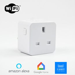 Wifi Smart Plug Smart Socket Wireless Remote Control Smart Timer Google Home Amazon Alexa