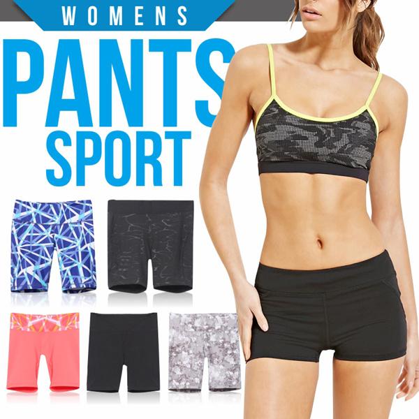 New! Women Sport Pants - 5 Colors - Celana Pendek Wanita - Celana Olahraga - Celana Senam