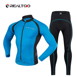 03f59754e REALTOO Cycling jersey Men s Bicycle Clothing Breathable Mountain Bike  Clothes Quick Dry Bicycle Spo