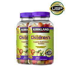 [US Direct Delivery] Kirkland signature child vitamin jelly (320 tablets)