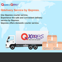 [Qxpress] Qdelivery Door to Door Service. Now Open for Consumers. Only for Local Delivery (Singapore).