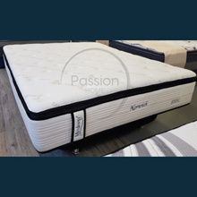 MySleep Norwich Luxury Mattress Quality Bamboo Fabric Pillow Top Free Pillows Pocketed Spring