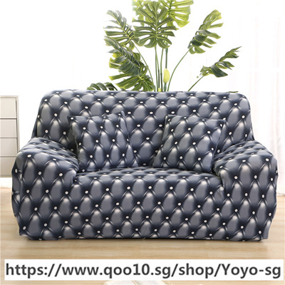 Size Sofa Cover Elastic Seat Covers