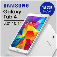 ★MULTI MODEL★ Samsung Tab 4 / 8.0/10.1inch display / Wi-Fi+4G / 1.5GB RAM / 16GB ROM / Refurbished