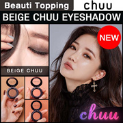 ★FIRST SALE IN Singapore30%★BEIGE CHUU★EYE SHADOW(4Color)[Beauti Topping]