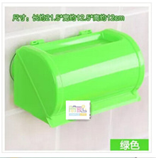Toilet water toilet paper cassette toilet paper holder bathroom tissue boxes Free perforated plastic tray grass