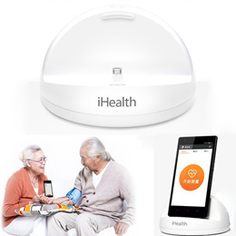Xiaomi iHealth Smart Blood Pressure Dock Monitor Monitoring System for Xiaomi Redmi 2S Series