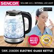 Sencor Electric Glass Kettle 2L