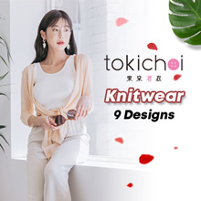 TOKICHOI - Fall Jacket Collection - Two way outers - Multi styles