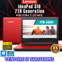 (NEW)15.6 Full-HD laptops!!!]Lenovo Ideapad 310 7TH Generation |Intel i5-7200U|
