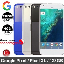[IN-STOCK]Google Pixel / Pixel XL / 128GB ROM / 4GB RAM / Qualcomm Snapdragon 821 / Refurbished Set