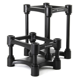 ISOACOUSTICS L8R155 Acoustic Isolation Studio Monitor Stand