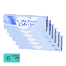 [Free Shipping] Johnson and Johnson 1-Day Acuvue TruEye BC 8.50mm (30pcs/box) x6