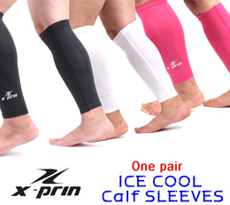 [Quick registered ship] XPRIN 11 Color choice Ankle Calf Compression Sleeve Sports Unisex Leg leggings