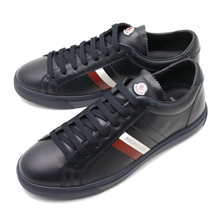 Moncler MONCLER 【LA MONACO】 Men's sneakers NAVY (navy blue) 1017400 07870 779