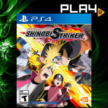 PS4 Naruto To Boruto: Shinobi Striker