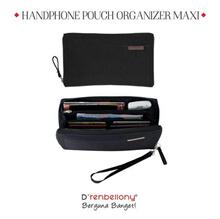 Handphone Pouch Organizer Maxi HPO Maxi Black
