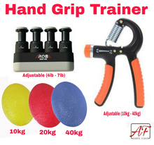 {Qprime} Adjustable Resistance Grip Trainer☆Finger Hand Wrist☆Piano Guitar Violin Bowling☆