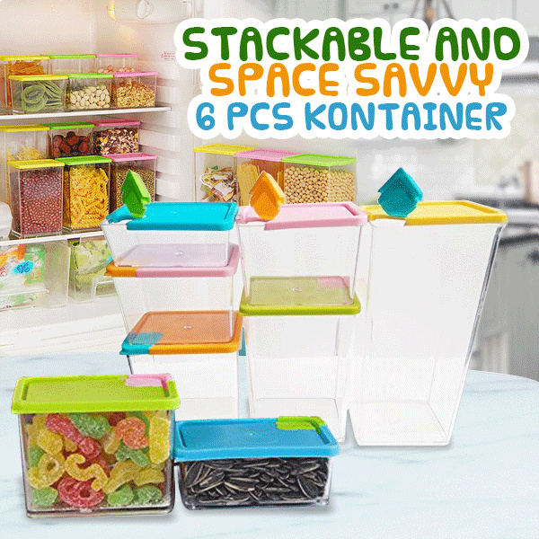 STACKABLE AND SPACE SAVVY Deals for only Rp120.000 instead of Rp120.000
