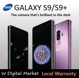Samsung Galaxy S9/S9+  64GB/128GB Black/Blue/Purple/Grey
