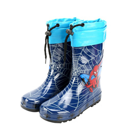 Spring rain boots for girls and boys in the children s Princess of