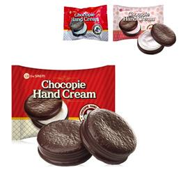 The Saem Chocopie Hand Creams Strawberry Marshmallow Cookie Moisturizers