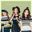 [Chlodmanon] ★ Korean stylish brand ★ Knit T-Shirt/Short Sleeve /Women Fashion