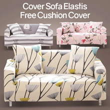 ★ CNY promotion ★ Free 2 Pillowcase ★ Universal Sofa Cover Cushion Pillow Cover ★