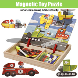 ★NEW ARRIVAL★ Magnetic Toy Puzzle to enhance learning and creativity